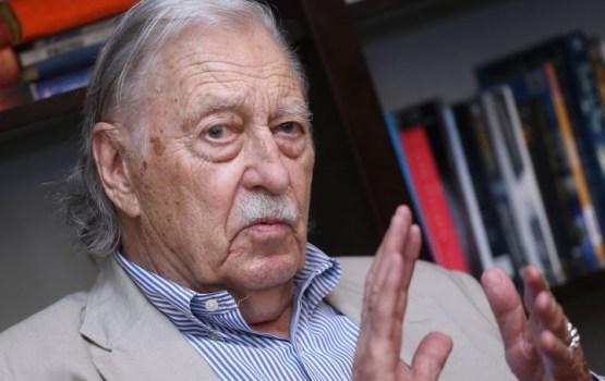 Умер архитектор Гунар Биркертс, автор проекта нового здания ЛНБ