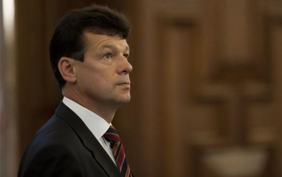 Служба госдоходов арестовала недвижимость фирмы мэра Даугавпилса