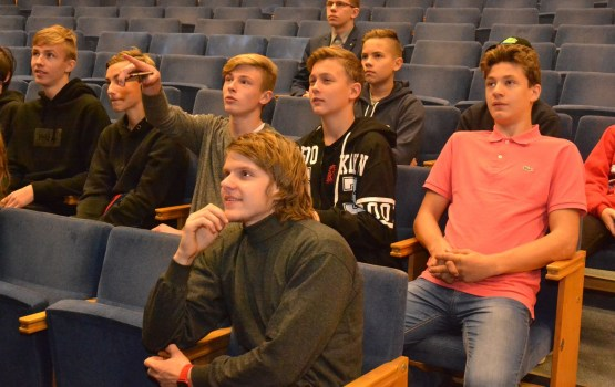Молодежная дума продвигает идею создания скейт-парка в Даугавпилсе