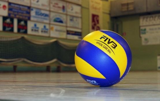 Волейбол: не хватило подачи и приема