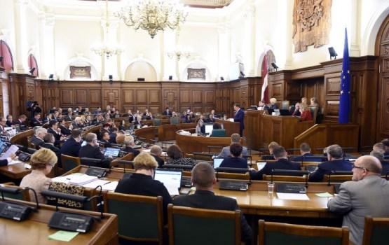 Сейм на 3,75 млн евро увеличил резерв средств на непредвиденные обстоятельства