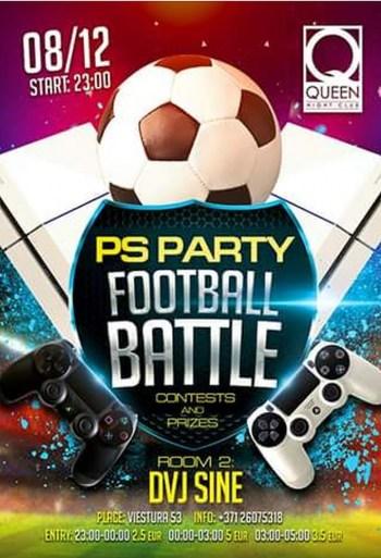 На вечеринку PS Party можно выиграть пять билетов