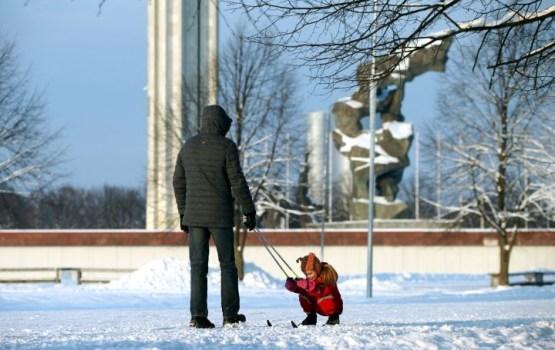Во вторую неделю января возможно похолодание