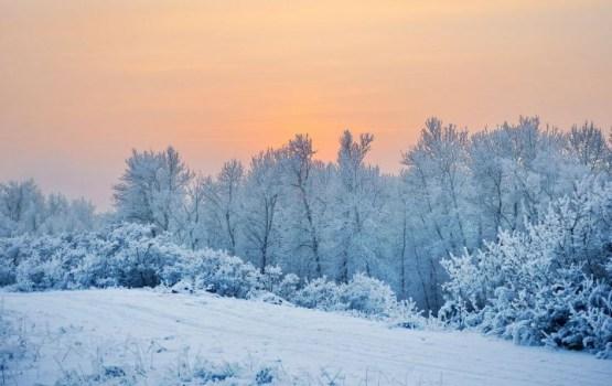 Синоптики прогнозируют мороз до -20 градусов