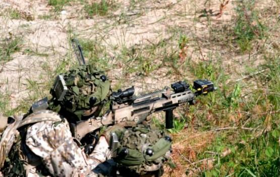 Летом в Латвии пройдут пять военных учений