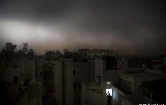 В Индии более 30 человек погибли в результате непогоды