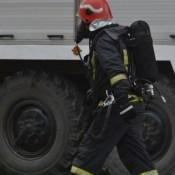 В многоэтажке в Ругелях произошёл пожар