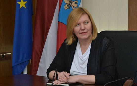 Инга Голдберга – кандидат в министры VARAM от «Согласия»