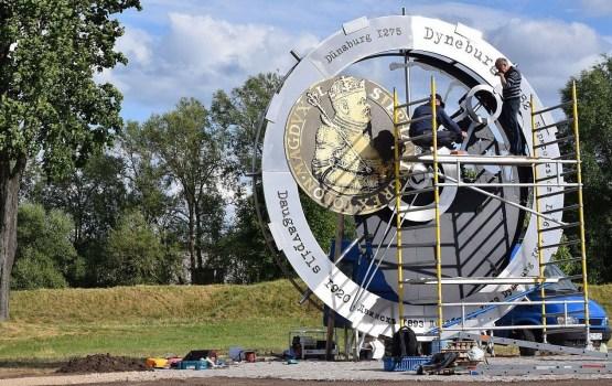 Президенты Латвии и Польши откроют в Даугавпилсе памятный знак