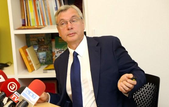 Шадурскис: «Создание российских школ в Латвии – фантазии посла России в Латвии»