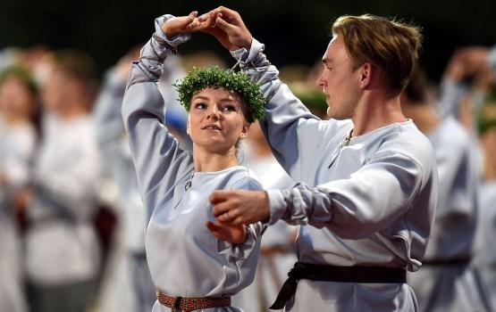 Госполиция: Праздник песни и танца проходит спокойно и организованно