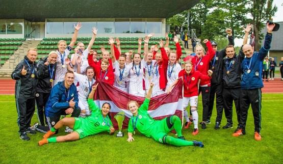 Даугавпилчане взяли Кубок Балтии