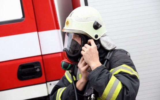 В пожаре погиб один человек