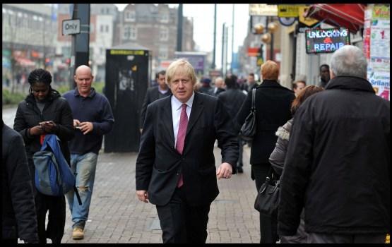 Борис Джонсон ушел с поста главы МИД Великобритании