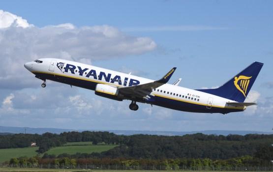 В Германии госпитализировали 33 пассажиров Ryanair