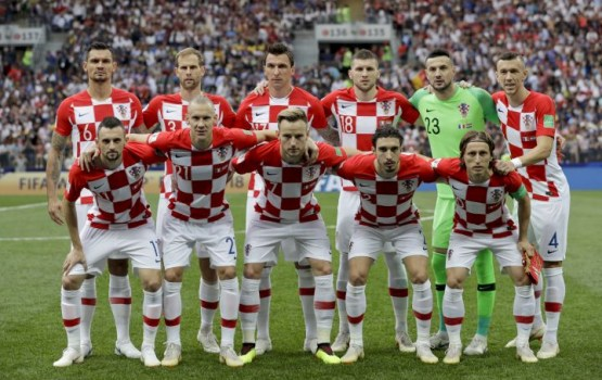 Футболисты сборной Хорватии перечислят призовые за ЧМ в фонд помощи детям