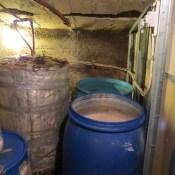 В Резекне ликвидирован еще один незаконный спиртзавод
