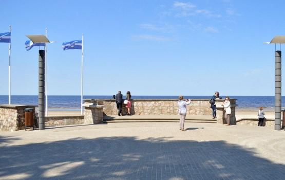Самый чистый пляж в Латвии – в Абрагциемсе, самый грязный – в Каросте