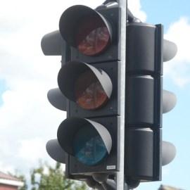 Вниманию автоводителей: на перекрестке Елгавас и Смилшу не работает светофор
