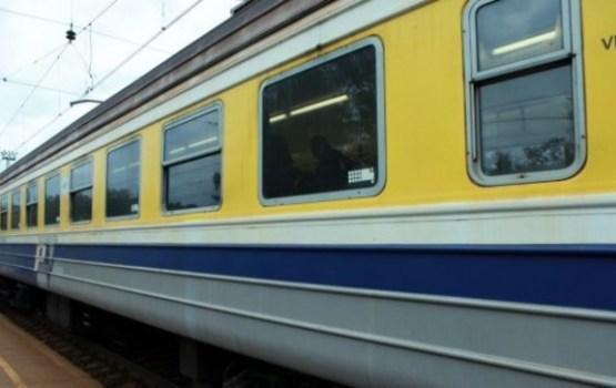 В Риге поезд сбил человека, пострадавший скончался на месте
