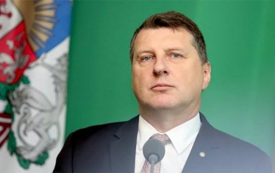 Президент Латвии взял недельный отпуск