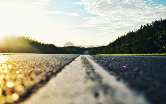Завершен ремонт 11-километрового участка дороги Резекне – Лудза