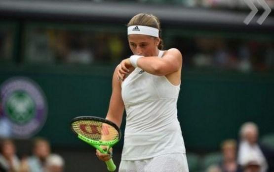 Алена Остапенко в первом круге US Open обыграла экс-десятую ракетку мира