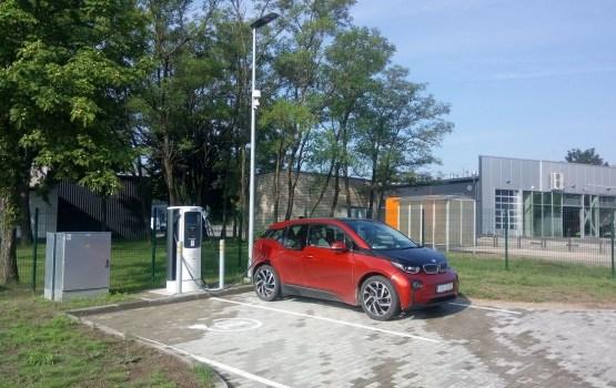 Сегодня в Юрмале стартует марафон электромобилей