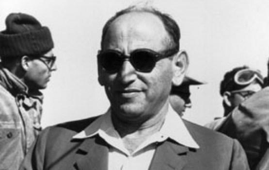 Иссер Харель: «Моя единственная награда – существование государства Израиль»
