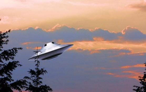 В СМИ попала фейковая новость о том, что в Литве самолет НАТО сбил НЛО
