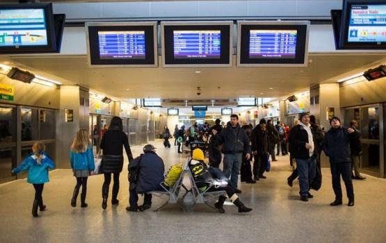 Аэропорты признаны рассадником вирусов и бактерий
