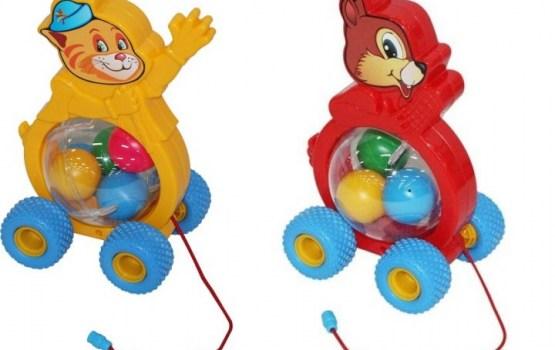"""""""Котенок-убийца"""": в латвийских магазинах нашли опасные игрушки"""