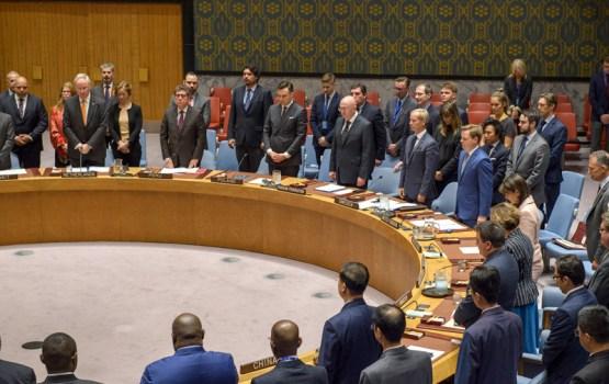 Россия и США обменялись в СБ ООН упреками в нежелании помочь сирийскому народу
