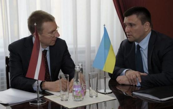 """Ринкевич: """"Латвия продолжит оплачивать реабилитацию украинских военных"""""""