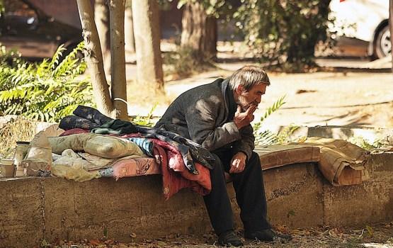 Кенгарагс: рижанка приютила бомжа и горько поплатилась