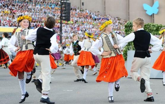 XII Праздник песни и танца школьной молодежи состоится в июле 2020 года