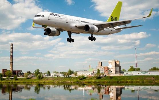 Самолет с именем Даугавпилса «пролетел» в народном голосовании