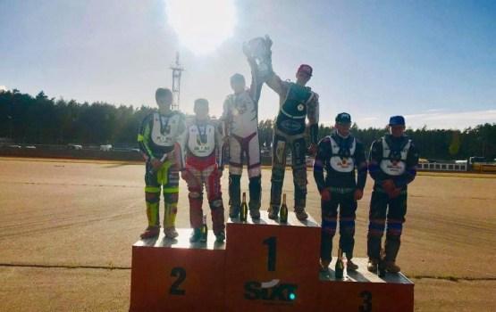 Гонщики «Яунибы» выиграли лигу