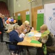 Ярмарка вакансий: за даугавпилчанами приехали со всей Латвии
