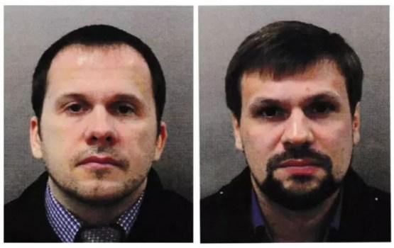 Вычислен третий сотрудник ГРУ, помогавший «туристам» Петрову и Боширову