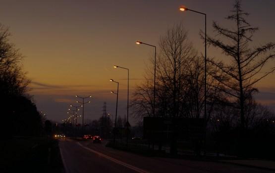 В городе планируют обновить освещение
