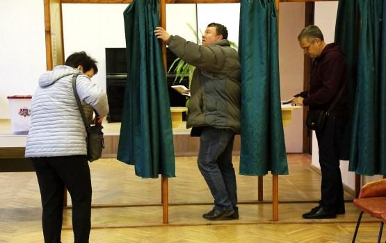 ЦИК до сих пор не получала жалоб на результаты выборов