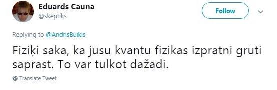 Профессор: «Жаль, что в Латвии не ценят деятелей науки»