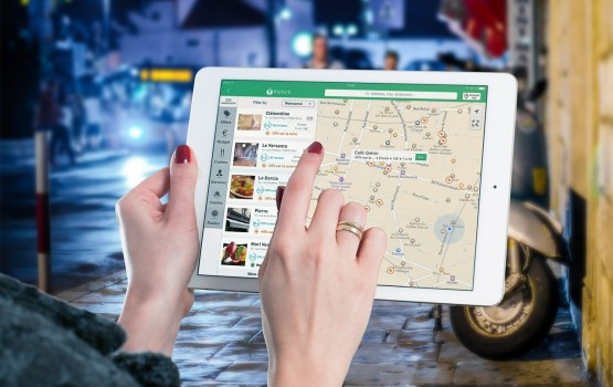 Общественный транспорт Даугавпилса отметят в GoogleMaps?