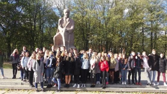 Даугавпилсские школьники приняли участие в проекте Skolas soma
