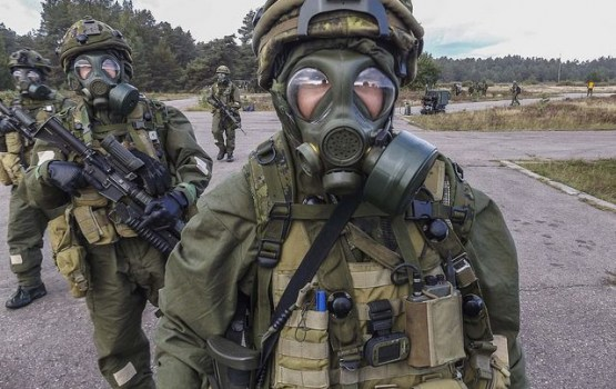 """Генерал рассказал о """"троллинге"""" канадских солдат в Латвии"""