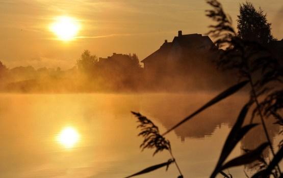 На большей части территории Латвии побит рекорд тепла для 16 октября