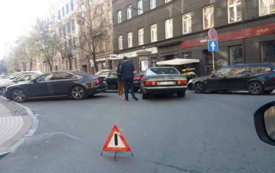 Депутат Сейма Артусс Кайминьш попал в аварию