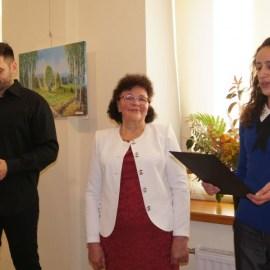 В Центре польской культуры открылась выставка картин Ефросинии Леле