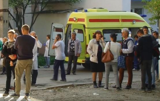 После трагедии в Керчи шесть человек остаются в крайне тяжелом состоянии